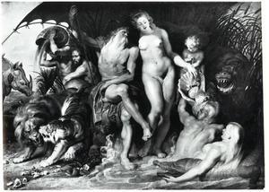 Neptunus en Amphitrite