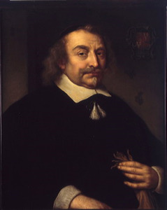 Portret van Cornelis Bicker (1593-1654)