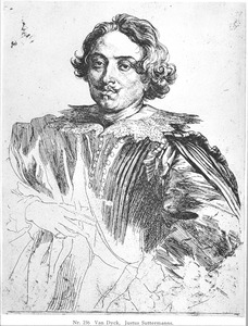 Portret van Justus Sustermans (1597-1681)