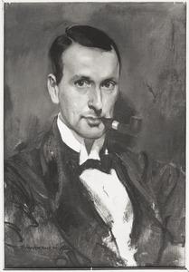 Portret van François Hogerwaard (1882-1921)