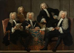 Regenten Oudemannen- en Vrouwengasthuis te Amsterdam