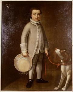 Portret van Samuel Radermacher (1764-1793)