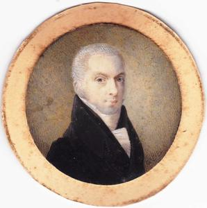 Portret van een onbekende man, mogelijk uit de familie Pabst