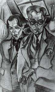 Portret van Henri Frans Hubert Maas (1906-1982)
