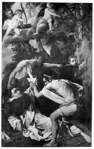 Het martyrium van de H. Petrus Martelaar van Verona