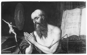 De boetvaardige H. Hieronymus