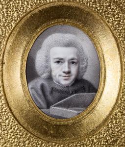 Zelfportret van Joseph Marinkel (1732-1782)