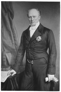 Portret van Jan Jacob Rochussen (1797-1871)