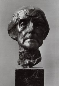 Portret van Alvine Julie Else Mauhs (1885-1959)