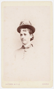 Portret van Anna Kluit