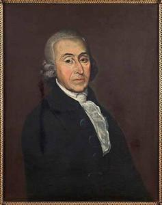 Portret van Joseph Noyon (1737-1796)