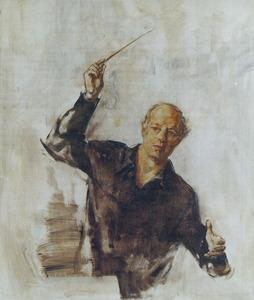 Portret van Bernard Haitink (1929-)