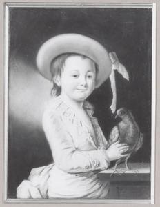 Portret van een jongen, waarschijnlijk Herman Cazaux (1778-1816)
