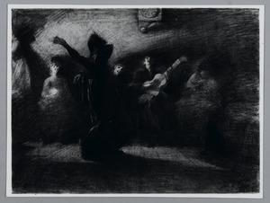 Tango dans des avonds