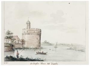 Zwolle, de Gelderse Toren
