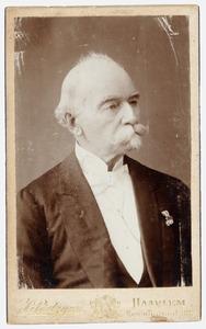 Portret van Cornelius Marius de Jong van Rodenburgh (1816-1899)