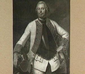 Portret van Samuel van Eck, heer van Overbeek (1691-1760)