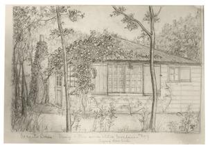 'Huisje de Vries' waar Piet Mondriaan zijn atelier had