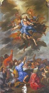 De hemelvaart van Maria