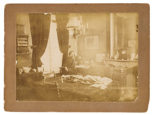 Portret van Christiaan Bernard Tilanus (1856-1942)