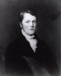 Portret van Johan de Sitter (1793-1855)