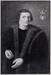 Portret van Gerrit Dircksz. van den Anxter (...-....)