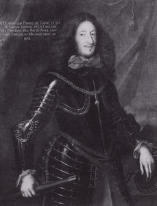 Portret van Claude Lamoral de Ligne (1610-1679)