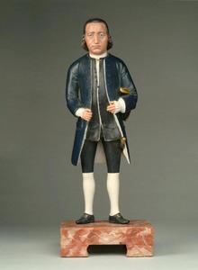 Portret van Jacob Ariesz. Arkenbout (1766-1834)