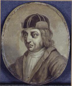 Portret van Albert van Ouwater (....-....)