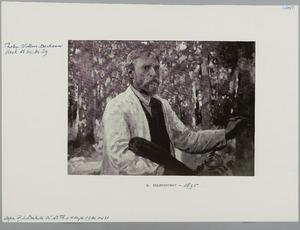 Zelfportret Willem Bastiaan Tholen