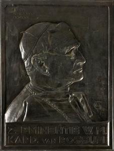 Portret of Wilhelmus Marinus van Rossum (1854-1932)
