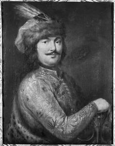 Portret van Wolf Dietrich van Verschuer (1670-1737)