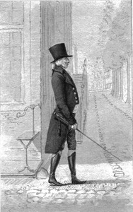 Portret van Pieter Hermanus Klaarenbeek (1754-1830)