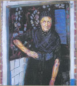 Oude Staphorster boerin