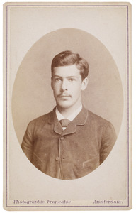Portret van John Bienfait (...-...)