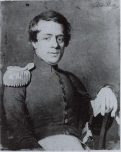 Portret van Abraham Salm (1793-1858)