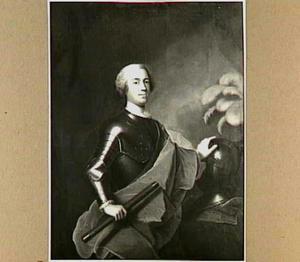 Portret van Stadhouder Willem IV
