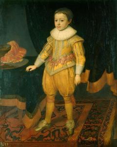 Portret van Rupert prins van de Palts (1619-1682)