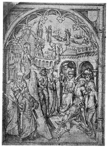 Marteling van de H. Barbara