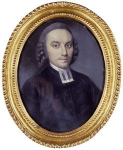 Portret van Hendrik Husly Viervant (1754-1814)