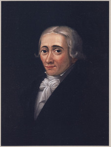 Portret van Joannes Josephus Gentis (1761-1829)