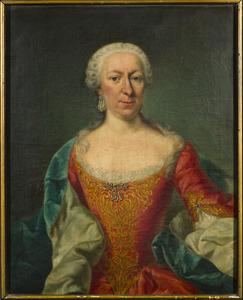 Portret van Theodora Johanna Ignatia Heereman