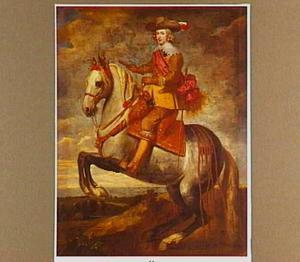 Ruiterportret Ferdinand, kardinaal-infante van Spanje