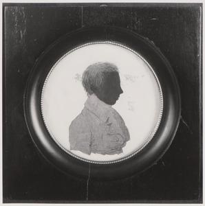 Portret van Theodoor Muller Massis (1810-1887)