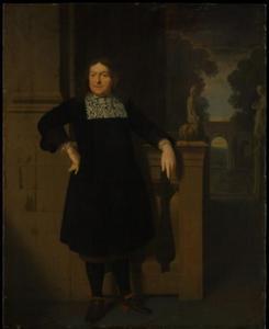 Portret van Johan Hulshout ( -1687)