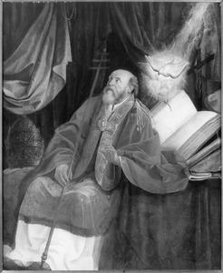 De H. Gregorius, een der Latijnse kerkvaders