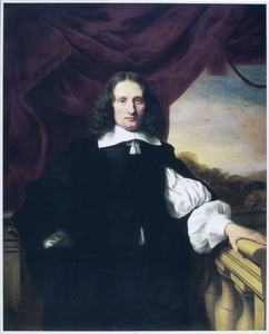 Portret van Pieter Bouwens (1621-1680)