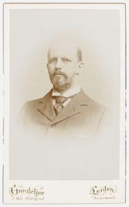 Portret van J. Muller