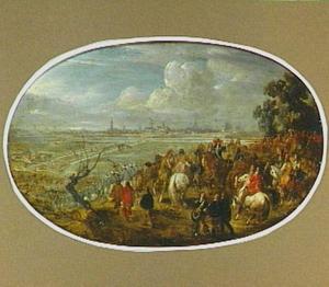 Lodewijk XIV bij Arras