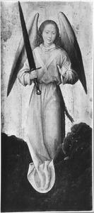 Engel met zwaard